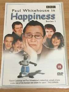 Happiness: The Complete Series 1 (DVD) (2003) Paul Whitehouse  NEW & SEALED