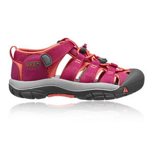 Keen Junior Newport H2 Walking Shoes Sandals Pink Sports Outdoors