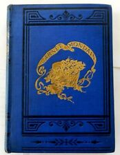 Carnet mondain 1883 illustrations Rops, etc…