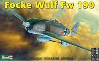 Revell Focke Wulf Fw 190 1:48 scale airplane model kit new 5271