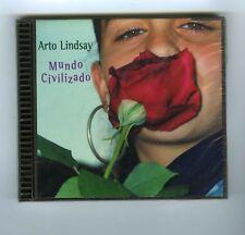 CD (NEW) ARTO LINDSAY MUNDO CIVILIZADO