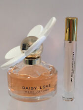 DAISY LOVE  BY MARC JACOBS EDT TRAVEL ATOMIZER SPRAY SAMPLE PERFUME .33OZ, 10ML