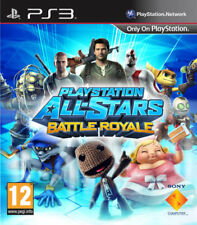 PlayStation All-Stars BATTLE ROYALE - PlayStation 3 PS3 ~ Brand New & Sealed !!