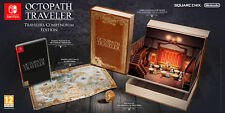 OCTOPATH TRAVELER - TRAVERLER'S COMPENDIUM EDITION - ITA - SWITCH