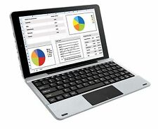 """NEW RCA 10.1"""" Viking Pro Tablet Silver 32GB QuadCore Keyboard *Special Pricing*"""