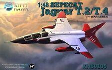 Kitty Hawk 1/48 #80105 Sepecat Jaguar T.2/T.4