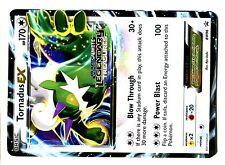 PROMO POKEMON PRERELEASE () TORNADUS EX  N° BW96 BLACK&WHITE LEGENDARY TREASURES
