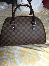 Authentic Louis Vuitton Ribera Ebene MM Satchel Excellent Condition NWOT