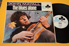 JOHN MAYALL LP BLUES ALONE 1°ST ORIG UK 1967 MONO ACE OF CLUBS LAMINATED COVER