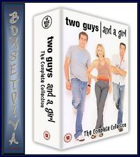 TWO GUYS AND A GIRL - THE COMPLETE COLLECTION **BRAND NEW DVD BOXSET**