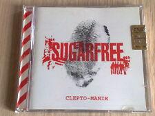 SUGARFREE - CLEPTO-MANIE - CD + BONUS DVD