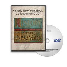 72 New York State County Famly Tree History  NY Genealogy Books - C519