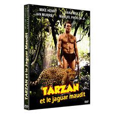 TARZAN et le jaguar maudit (Mike Henry)