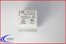 Relais HONGFA HF3FD009-H3F, 1 Schließer - 9 V / 225 Ω Ohm Printrelais