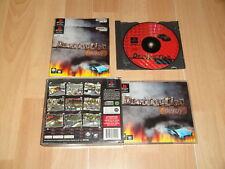 DESTRUCTION DERBY 1 DE PSYGNOSIS PARA LA SONY PLAY STATION 1 PS1 EN BUEN ESTADO