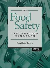The Food Safety Information Handbook:-ExLibrary