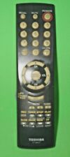TOSHIBA CT-90037 TV VCR REMOTE, CT9003 36A60 36AF41 36A42 36A13 50A50R 55A60A