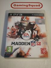 Madden NFL 12 PS3, Supplied by Gaming Squad