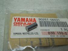 Yamaha NOS VX750, 1992-94, Countersunk MD Rivet, # 90261-06031-00   S-129