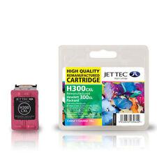 Cartouches d'encre tricolore compatibles pour imprimante HP