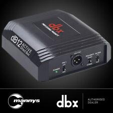 Direct/DI Box