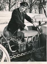 Ecrivain Navigateur Jan de HARTOG - Presse c. 1955