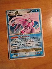 PL Pokemon PALKIA LV.X Card Black Star PROMO Set DP18 Ultra Rare Tin Holo TCG