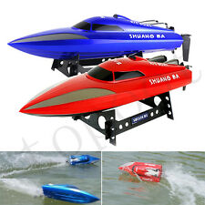 2.4G 4CH RTF Water Cooling High Speed RC Remote Control Simulation Racing Boat