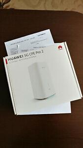 Huawei 5G CPE Pro 2 Mod.H122-373 Router bis 3,6Gbps GARANTIE! NEU! EU Shipping!