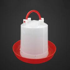1PC Automatic Chicken Drinker Water Feeding Dispenser for Farm