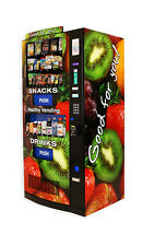 Seaga Hy900 Healthy You Combo Vending Machines Brand New