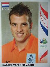 Panini 238 Rafael van der Vaart Niederlande FIFA WM 2006 Germany