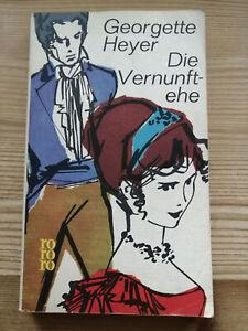 Die Vernunftehe Georgette Heyer