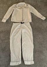 Gap Body Pajama Set, Ladies/Size Medium, Long Sleeves, 100% Cotton