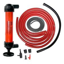 Car Siphon Pump Pipe Oil Extractor Gas Water Transfer Hand Air Pumps Manual 47BX
