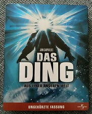 The Thing (John Carpenter) German Blu-Ray Steelbook