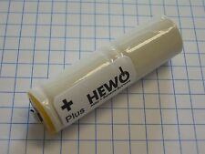 Curamed  Akku Ersatzakku 2,4V Accu Batterie Battery NiMH 600mAh