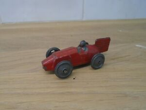 """1950's Vintage diecast toy racing car - approx 2.5"""" long"""