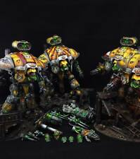 Warhammer 40K Imperial Knights Army Studio Painted