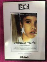 SECRETOS DEL CORAZON DVD MONTXO ARMENDARIZ CARMELO GOMEZ CHARO LOPEZ S. MUNT AM