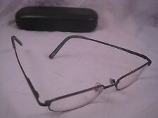 CUTTER & BUCK Rx Dark Blue Metal Eyeglasses Eye Glass Frame BEACHSIDE SURF