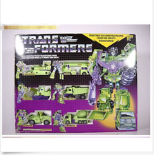 new Transformers G1 Devastator reissue brand new Gift high