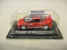 mes-673821:43 Peugeot 307 WRC sehr guter Zustand,ohne Originalverpackung