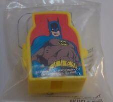 NOS Vintage 1982 Batman Toothbrush Holder DC Comics 1982 New in Bag