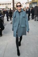Mantel Giorgio Armani Runway Coat Jacke Gr IT 36 XS S NEU NP 1330 $ net a porter