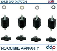 Engine Cover Bolts & Clips For Peugeot 206 306 307 406 607 807 Partner 2.0 HDi