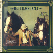 JETHRO TULL Heavy Horses (1978) Japan Mini LP CD TOCP-67286