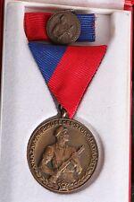 Hungary Hungarian Worker Guardian Merit Order Civil Defense Badge Medal Box
