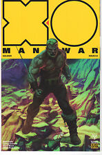 X-O MANOWAR #3 Pre-Order Edition  (2017) Valiant with Extra Content !!