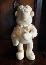 More details for rare collectable lurpak butter man, douglas   soft toy